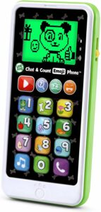 LeapFrog Chat and Count Emoji Phone