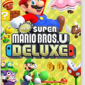 New Super Mario Bros U Deluxe, Nintendo, Nintendo Switch