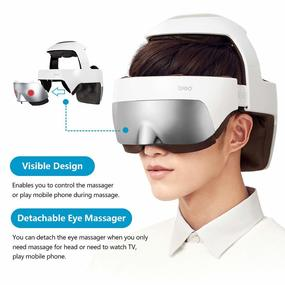 Unique Breo iDream5 Head and Eye Massager