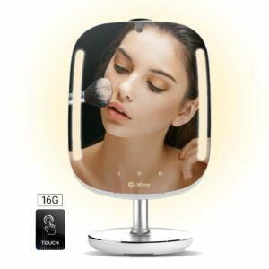 HiMirror Mini 16G: Smart Beauty Mirror with Skin Analyzer