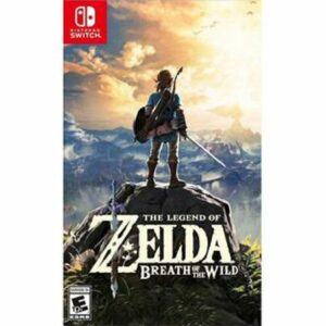 The Legend of Zelda: Breath of the Wild, Nintendo, Nintendo Switch