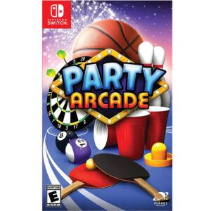 Party Arcade, Planet Entertainment, Nintendo Switch