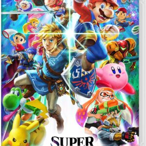 Super Smash Bros. Ultimate, Nintendo, Nintendo Switch