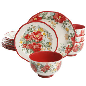 Pioneer Woman Dinnerware Sets