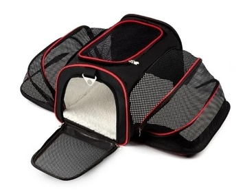 Multifunctional Breathable Pet Car Carrier