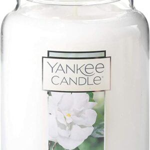 White Gardenia Candle By Yankee Candle