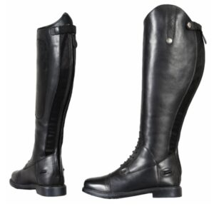 Ladies Plus Rider Field Boots