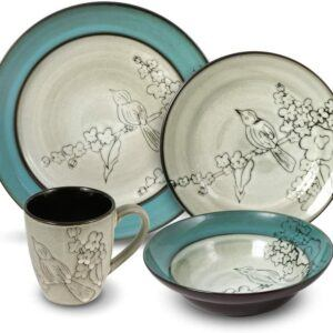 Song Bird Dinnerware Set