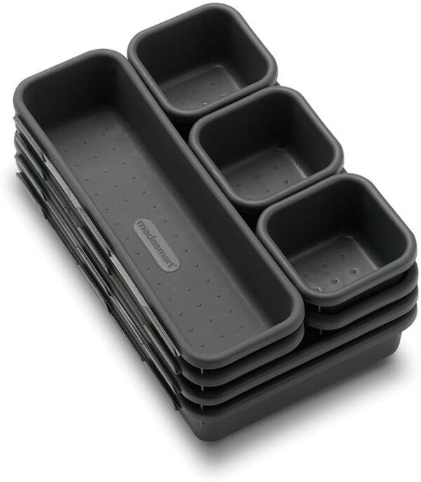 8-Piece Interlocking Bin Pack