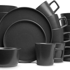 Stone Lain Coupe Dinnerware Set