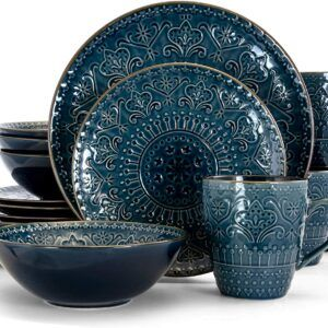 Deep Sea Mozaic Dinnerware Set