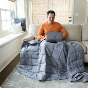 ALPHA HOME Weighted Blanket